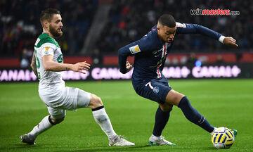 Winmasters.gr: Θα κριθεί και φέτος μετά το 90' ο τελικός του Κυπέλλου Γαλλίας;