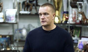 Βατούνιν: «Θέλαμε από πέρσι τον Μιλουτίνοφ, όμως δεν τα βρήκαμε με τον Ολυμπιακό»