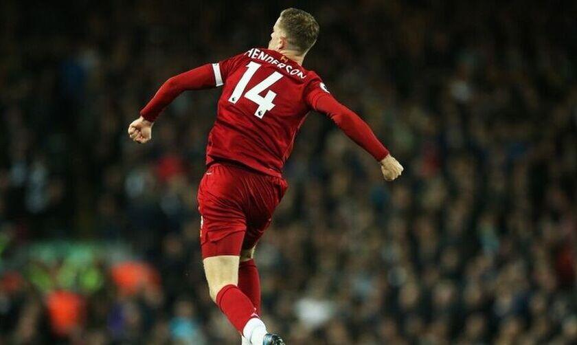 Χέντερσον: Ψηφίστηκε «Καλύτερος παίκτης της χρονιάς» στην Αγγλία