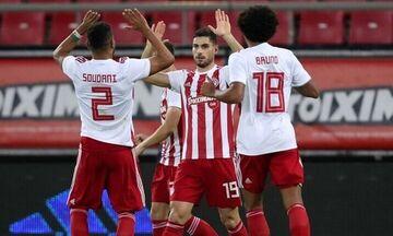 Ολυμπιακός: Αντί για τελικό με την ΑΕΚ φιλικό με την Ομόνοια