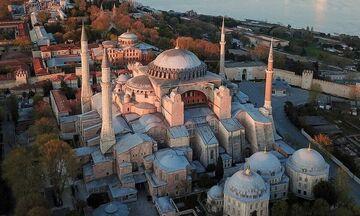 Αγία Σοφία: Νέο μήνυμα από το Στέιτ Ντιπάρτμεντ - Τι ζητά από την Τουρκία