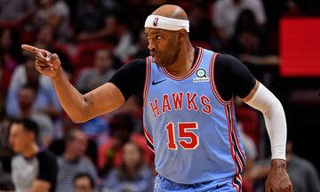 NBA: Το συγκινητικό «αντίο» στον Βινς Κάρτερ (vid)