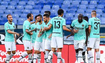 Serie A: Ανέβηκε 2η η Ίντερ μετά την 3άρα στη Τζένοα- Σόου Λουκάκου