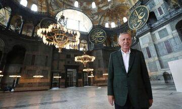 Αγία Σοφία - ΥΠΕΞ: Τα εθνικιστικά παραληρήματα της Τουρκίας εκθέτουν την ίδια