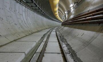 Μετρό Πειραιά: Η πρόοδος των εργασιών σε Μανιάτικα, Πειραιά, Δημοτικό Θέατρο