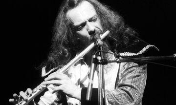 Τα τραγούδια έχουν ιστορία: Jethro Tull - Aqualung: Ο ύμνος των αστέγων από τον Ian Anderson (vid)