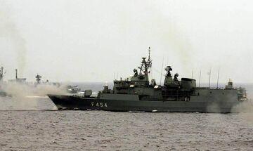 Αιγαίο: Επιστρέφουν στη βάση τους τα τουρκικά πλοία