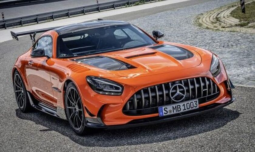 H ασύλληπτη τιμή της Mercedes-AMG GT Black Series