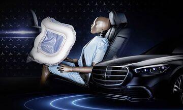Το πρώτο αυτοκίνητο στον κόσμο με πίσω αερόσακο