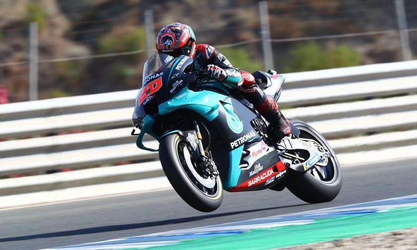 Grand Prix Ανδαλουσίας: Εύκολη νίκη για Κουαρταραρό απόντος Μάρκεθ
