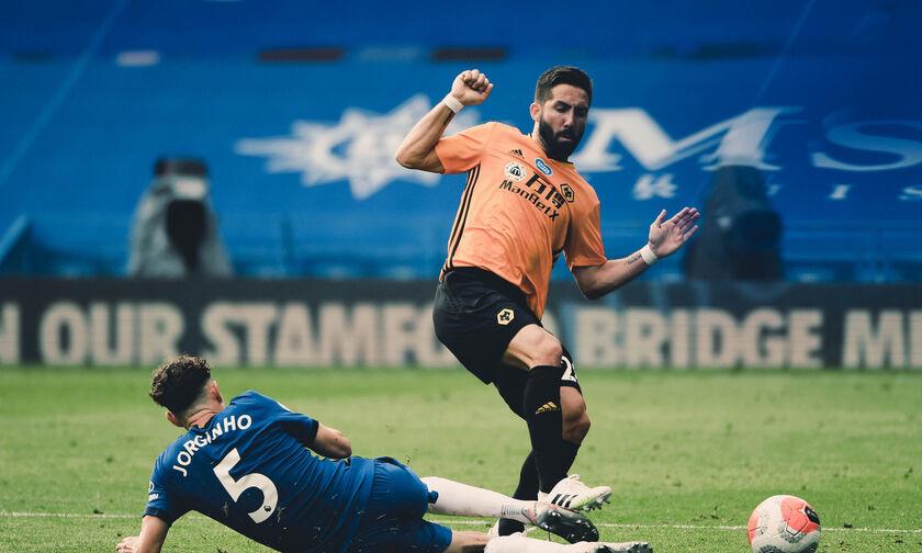 Τσέλσι - Γουλβς 2-0: Όνειρο απατηλό η Ευρώπη εκτός κι αν... (vid)