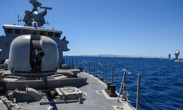 ΝAVTEX του Πολεμικού Ναυτικού στην περιοχή του Καστελόριζου