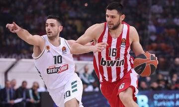 Παναθηναϊκός: Ο παρών Σλούκας, ο απών Γιαννακόπουλος και ο «τελικός» της 2ης αγωνιστικής!
