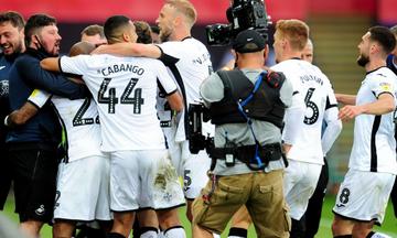 Championship play off: Πρώτο βήμα η Σουόνσι 1-0 την Μπρέντφορντ
