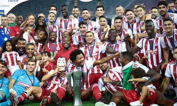 «L' Equipe»: 3ος σε τίτλους στην Ευρώπη ο Ολυμπιακός - Ποιους «κυνηγάει»