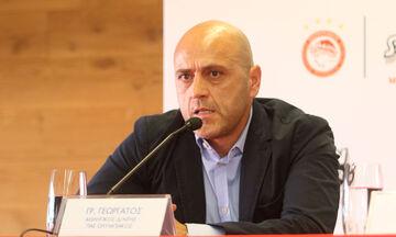 Γεωργάτος: Αναλαμβάνει πόστο στην Εθνική Ομάδα