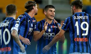 Serie A: «Τρένο» η Αταλάντα δεν έκανε στάση στην Πάρμα (vid)