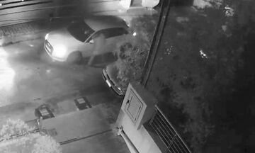 Το καρέ που δείχνει τη στιγμή που πυροβόλησαν τον Στέφανο Χίο