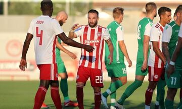 Ολυμπιακός-Ομόνοια 3-0: Δυνατός ενόψει Γουλβς (vid)