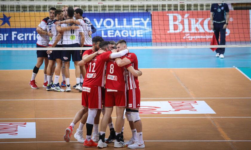 Volley League ανδρών:  Τα ρόστερ των ... 9 ομάδων