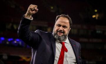 Μαρινάκης: «Συνεχίζουμε ενωμένοι και συγκεντρωμένοι στους ευρωπαϊκούς μας στόχους»