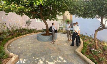 Δήμος Αθηναίων: Ένα πάρκο-τσέπης στην Άνω Κυψέλη - Δείτε το (pics)