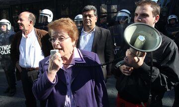 ΚΚΕ: Πέθανε η πρώην βουλευτής Βέρα Νικολαΐδου
