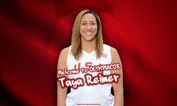 Ολυμπιακός: Πήρε τη Ρέιμερ για τη θέση του σέντερ