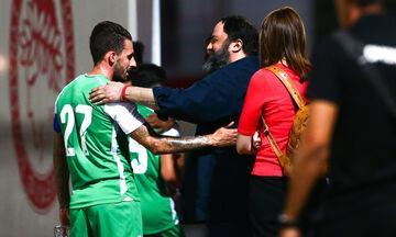 Ντάρμπισιρ: «Κλότσησα το τραπέζι στο γκολ του Ελ Αραμπί με την Άρσεναλ (vid)