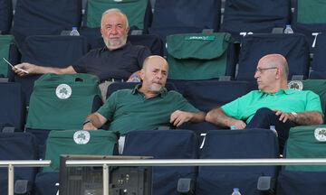 Αναβλήθηκε η συνάντηση Μπακογιάννη - Αλαφούζου για το γήπεδο του Παναθηναϊκού