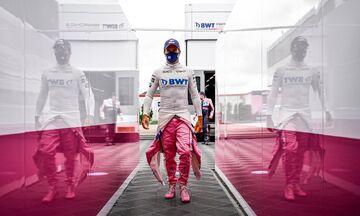 Racing Point: Θετικός στον κορονοϊό ο Πέρεθ