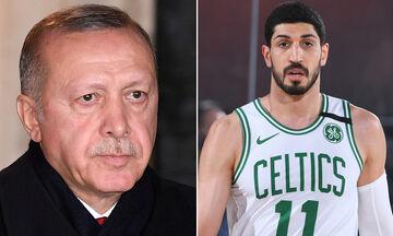 Απειλές σε Καντέρ από οπαδούς Ερντογάν: «Θα σε σκοτώσω, Έλληνα μπάσταρδε» (pic)