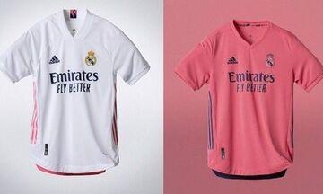 Ρεάλ Μαδρίτης: Oι εμφανίσεις της, της σεζόν 2020-21, έχουν μπόλικο... ροζ!