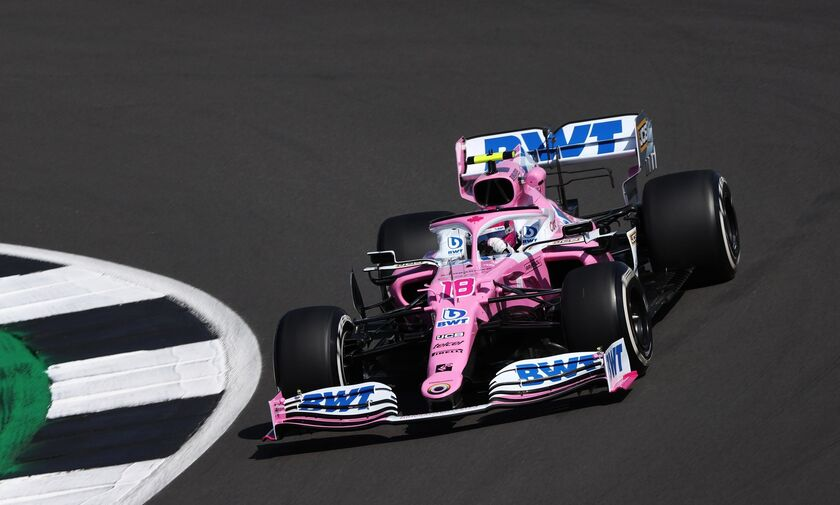 Grand Prix Μ. Βρετανίας: Πρωτιά Στρολ στο FP2, επέστρεψε ο Χούλκενμπεργκ