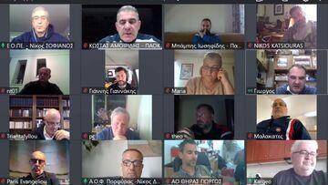 Όμιλοι «τέρατα» στην  Volley League  γυναικών: Τι έλεγαν στην τηλεδιάσκεψη