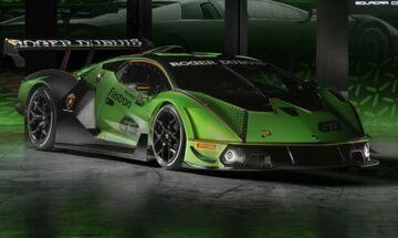 Τρομακτική νέα Lamborghini Essenza SCV12 (vid)