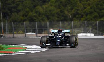 Grand Prix Μ. Βρετανίας: Πήρε την pole position ο οικοδεσπότης Χάμιλτον