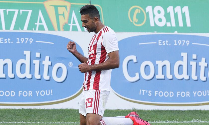 Χασάν: Αναδείχθηκε καλύτερος παίκτης για τον μήνα Ιούλιο