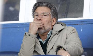 Περέιρα: «Οι Έλληνες διαιτητές είναι ήρωες»