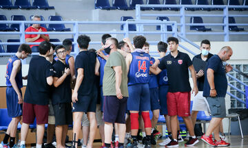 Τα αποτελέσματα της 4ης μέρας στο Πανελλήνιο Παίδων μπάσκετ