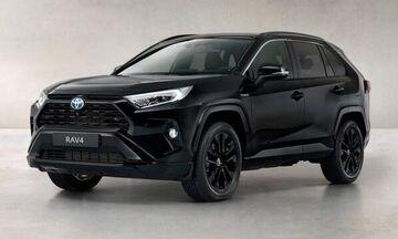 Νέο Toyota RAV4 Hybrid Black Edition