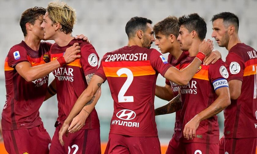 Serie A: Ηττήθηκε από τη Ρόμα η Γιουβέντους με 3-1, ασταμάτητος ο Ιμόμπιλε