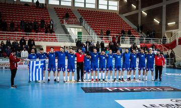 Ανέβηκε δύο θέσεις η Ελλάδα στο ranking της EHF