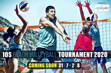 Ios Beach Volleyball Tournament (17:00): Οι μεγάλοι τελικοί