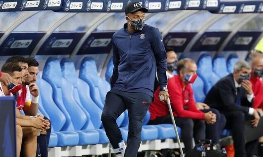 Προλαβαίνει το Champions League ο Εμπαπέ!