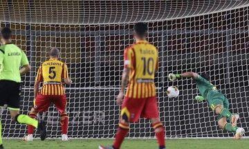 Serie A: Υποβιβάστηκε η Λέτσε - Παραμένει στην κατηγορία η Τζένοα