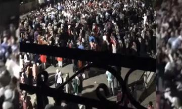 Το βίντεο από πάρτι στον δήμο που κατέγραψε ρεκόρ κρουσμάτων και νεκρών από τον κορονοϊό (vid)