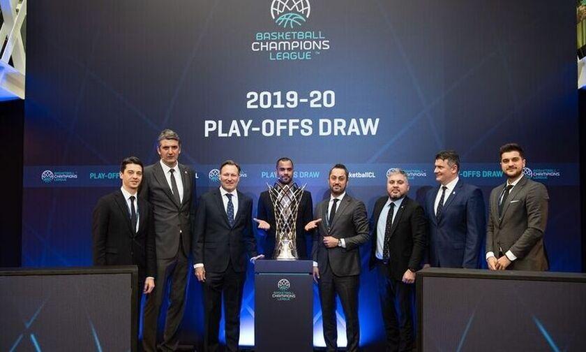Final 8 Basketball Champions League: Όχι στην Ιερουσαλήμ, φαβορί η Αθήνα σύμφωνα με τους Ισραηλινούς