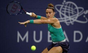 Σάκκαρη: «Αν δεν άρχιζα το τένις θα αγωνιζόμουν στον στίβο, στα 100 μέτρα»