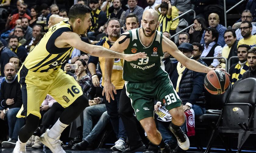 EuroLeague: Με Σλούκα, Καλάθη και Νέντοβιτς οι καλύτερες μεταγραφές του Ιουλίου